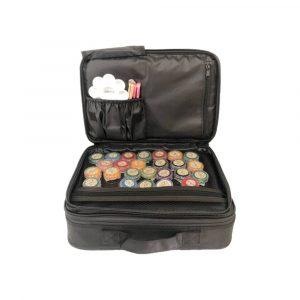 Bolsa para corantes 2 compartimentos_ - Lully Candy