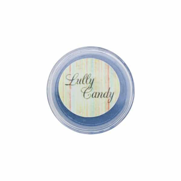 Corante em pó lipossolúvel 1,9g BLUE - Lully Candy