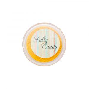 Corante em pó lipossolúvel 1,9g HIBISCO - Lully Candy