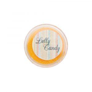 Corante em pó lipossolúvel 1,9g LÍRIO DO VALE - Lully Candy
