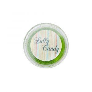 Corante em pó lipossolúvel 1,9g LIMÃO - Lully Candy