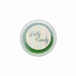 Corante em pó lipossolúvel 1,9g MAÇÃ - Lully Candy