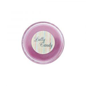 Corante em pó lipossolúvel 1,9g ROSA DO LÍBANO - Lully Candy