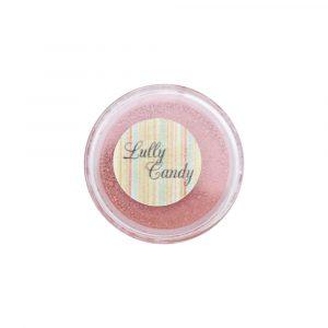 Corante em pó lipossolúvel 1,9g ROSA MORENA - Lully Candy