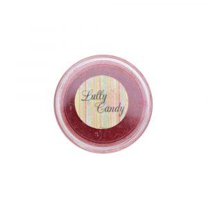 Corante em pó lipossolúvel 1,9g VERMELHO - Lully Candy