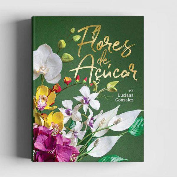 Flores de açúcar por Luciana Gonzalez